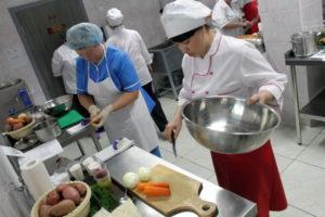 Со скольки работают повара в садике