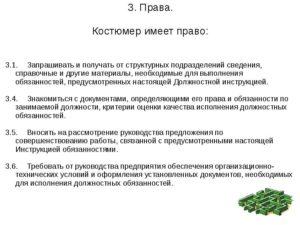Должностная инструкция режиссера постановщика