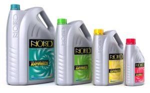 Виды охлаждающих жидкостей для автомобилей