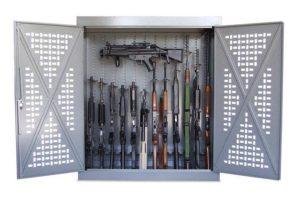 Правила хранения нарезного охотничьего оружия и боеприпасов