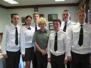 Военные юристы где учиться