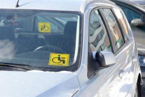 Преимущества знака инвалид на машине 2020