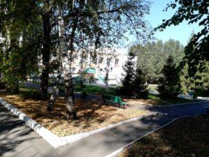 Военные санатории в приволжском военном округе