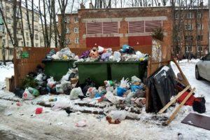 Куда жаловаться если не убирают мусор на улице