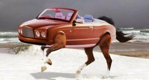 Лошадиных сил на авто