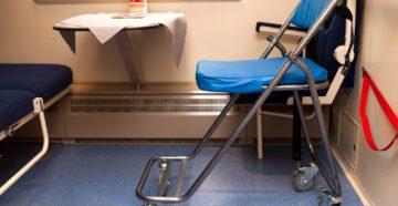 Как выбрать место в поезде для инвалидов